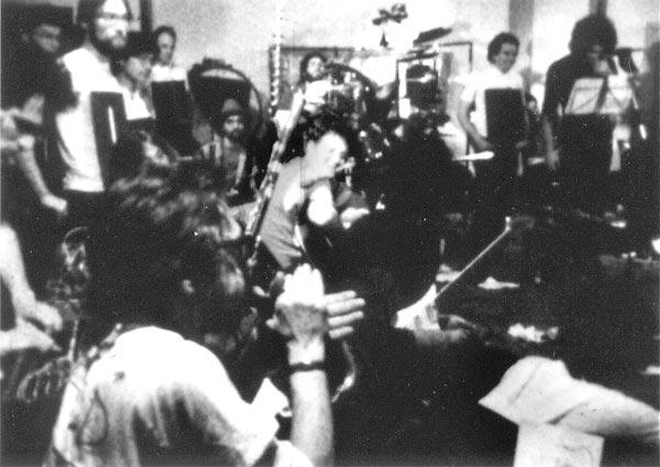 John Zorn's Croquet at Soundscape